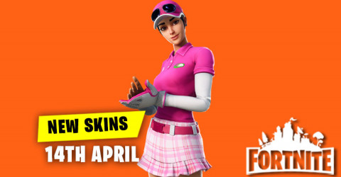 New Skins in Item Shop 14th April