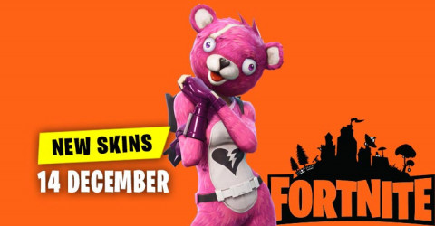 Fortnite Skins Today's Item Shop 14 December 2019