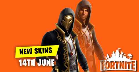 New Skins in Item Shop 14th June
