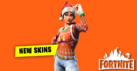 New Skins in Item Shop 14th