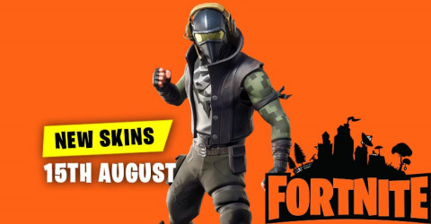 New Skins in Item Shop 15th August