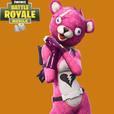 Cuddle Team Leader Skin | Fortnite - zilliongamer