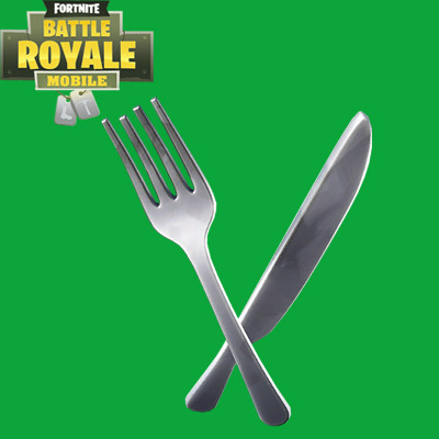 Fork Knife | Fortnite - zilliongamer
