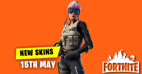New Skins in Item Shop 15th May