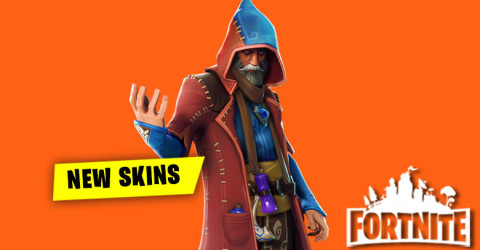 New Skins in Item Shop 15th