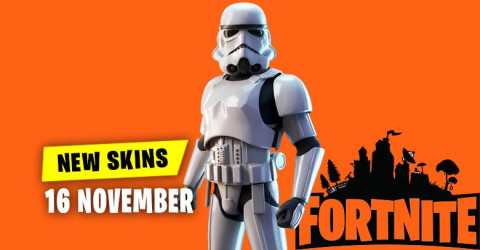 Fortnite Skins Today's Item Shop 16 November 2019