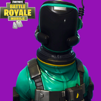 Toxic Trooper Skin | Fortnite - zilliongamer