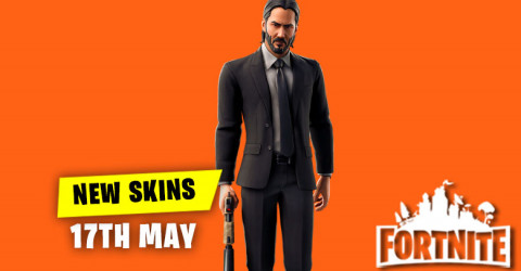New Skins in Item Shop 17th May