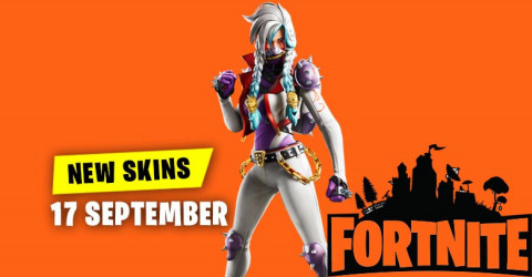 Fortnite Skins Today's Item Shop 17 September 2019