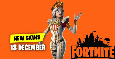 Fortnite Skins Today's Item Shop 18 December 2019