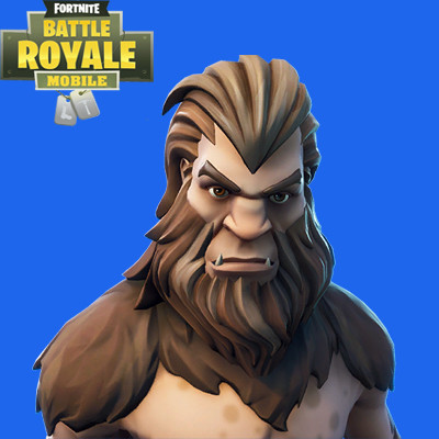 Bigfoot | Fortnite - zilliongamer