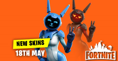 New Skins in Item Shop 18th May