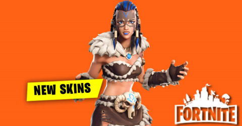 New Skins in Item Shop 18th