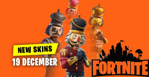 Fortnite Skins Today's Item Shop 19 December 2019