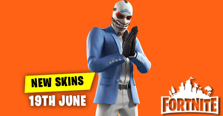 New Skins in Item Shop 19th June