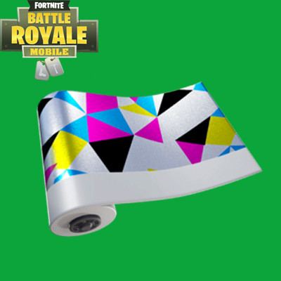 Chromatic Wrap | Fortnite - zilliongamer