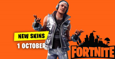 Fortnite Skins Today's Item Shop 1 October 2019