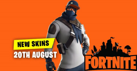 New Skins in Item Shop 20th August