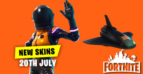 New Skins in Item Shop 20th July