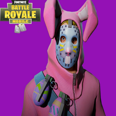 Rabbit Raider | Fortnite - zilliongamer