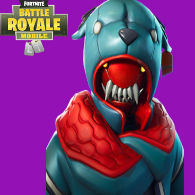 Growler Skin | Fortnite - zilliongamer