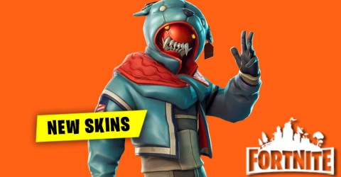 New Skins in Item Shop 21st