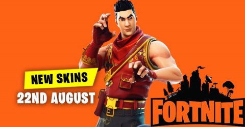New Skins in Item Shop 22nd August