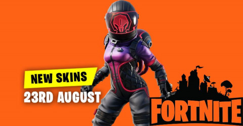 New Skins in Item Shop 23rd August