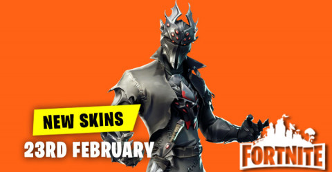 New Skins in Item Shop 23rd February