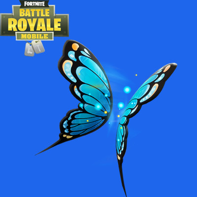 Flutter Wings | Fortnite - zilliongamer