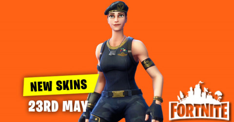 New Skins in Item Shop 23rd May