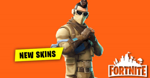 New Skins in Item Shop 23rd