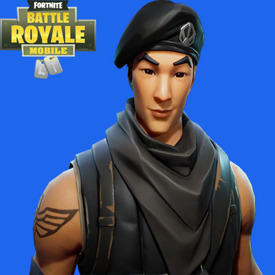 Special Forces Skin | Fortnite - zilliongamer