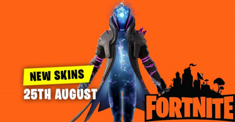 New Skins in Item Shop 25th August