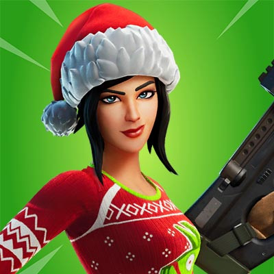 Jolly Jammer | Fortnite - zilliongamer