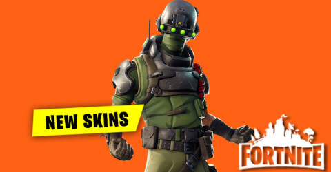 New Skins in Item Shop 25th