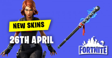 New Skins in Item Shop 26th April