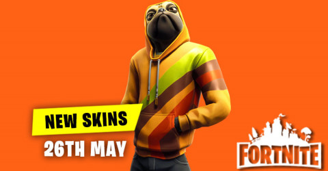 New Skins in Item Shop 26th May
