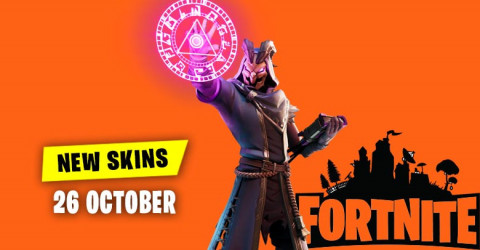 Fortnite Skins Today's Item Shop 26 October 2019