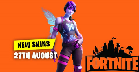 New Skins in Item Shop 27th August