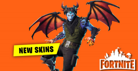New Skins in Item Shop 27th