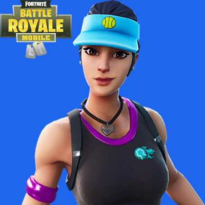 Volley Girl Skin | Fortnite - zilliongamer