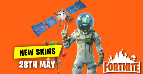 New Skins in Item Shop 28th May