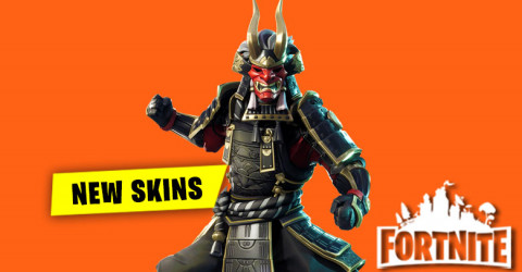 New Skins in Item Shop 28th