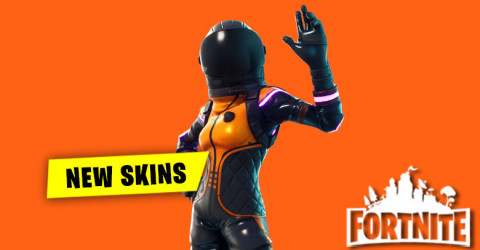 New Skins in Item Shop 29th