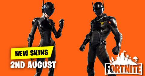 New Skins in Item Shop 2nd August