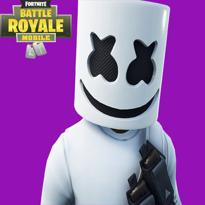Marshmello | Fortnite - zilliongamer