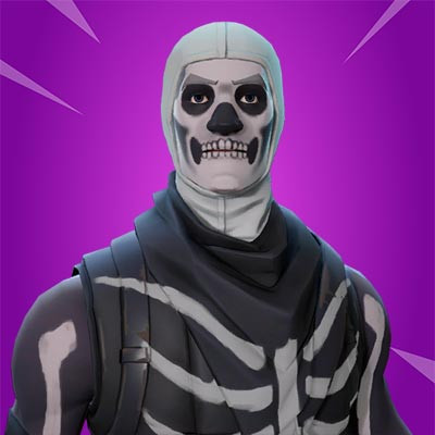 Skull Trooper | Fortnite - zilliongamer
