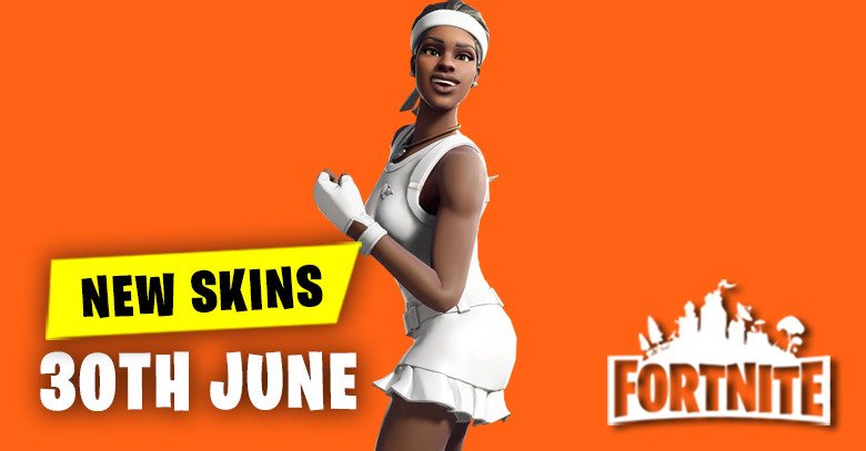 New Skins in Item Shop 30th June