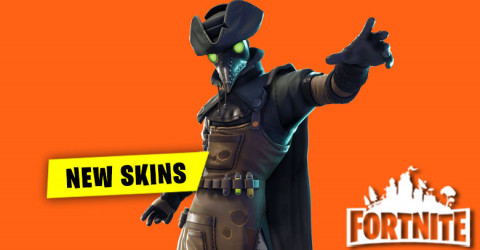 New Skins in Item Shop 30th